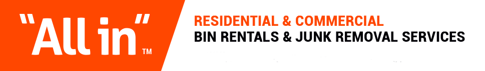 All in Bin Rentals Logo